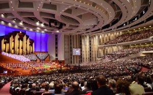 Mormon Tabernacle Choir YouTube channel