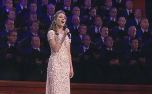 Mormon Tabernacle Choir songs