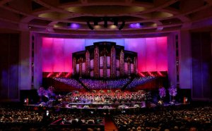 Mormon Tabernacle Choir TV Schedule