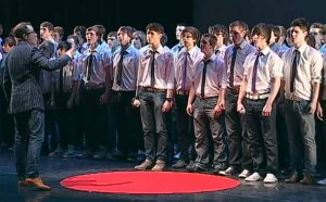 Only Boys Aloud Choir