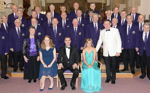 Welsh Male Voice Choir Concerts