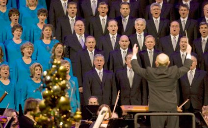 Mormon Tabernacle Choir director