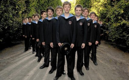 Vienna Boys Choir Chicago