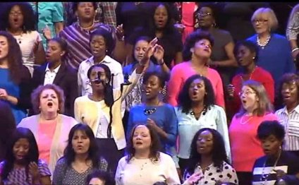 Brooklyn Tabernacle Choir on YouTube