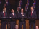 Alex Boye, Mormon Tabernacle Choir