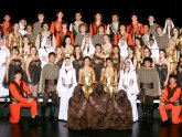 John Burroughs High School show Choir