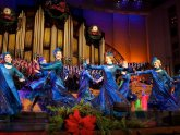 Mormon Choir Christmas concert