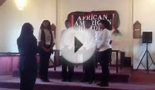 Armstrong High School Choir - Asbury Church Hill Methodist