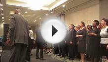 Atlanta West Pentecostal Church Choir Pt 2 - 2014 IPYPU