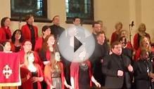 "Belfast Community Gospel Choir ""Bridge Over Troubled Water"""