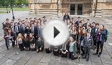 Bristol Cathedral Choir School - Year 13 Leavers Video 2015