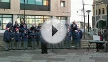 Bristol Male Voice Choir sing Silent Night