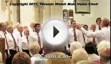 Calon Lan Toronto Welsh Male Voice Choir (TWMVC)