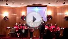 "Calvary Baptist Church Choir presents ""Three Gifts, Our"
