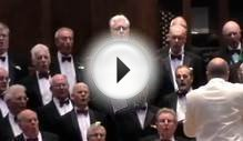 Carlton Male Voice Choir Albert Hall - Going Home