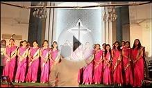 CENTENARY METHODIST CHURCH DELHI CHOIR SINGING HYMN