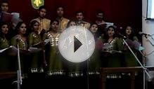 Chembur Marthoma Church Choir Singing Kuyile For Christmas