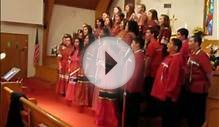 Cherokee Nation Youth Choir @ Gore United Methodist Church