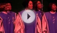 Chicago Mass Choir in Athens.mov