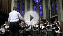 Christ Church Cathedral Choir rehearses Tallis in Charlotte