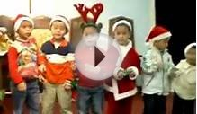 Christmas Song Jungle Bells Church Children Choir