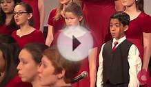 "Conspirare Youth Choirs performs ""O Waly Waly"""
