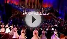 Edward Herrmann - Mormon Tabernacle Choir Christmas concert