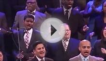 """Every Praise"" sang by the Brooklyn Tabernacle Choir"