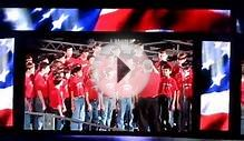 Fort Bend Boys Choir - National Anthem for 2012 Rodeo
