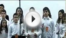 Gjilan Primary Music School Choir - Fum Fum Fum