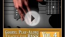 God Is Working (F) Brooklyn Tabernacle Choir Bass Play