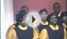 Gospel Choir Song - I Love to Praise Him
