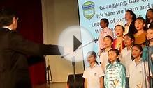 Guangyang Primary School-School Song 2015 Choir