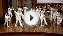 Happy Birthday Jesus - Brooklyn Tabernacle Choir - kids dance