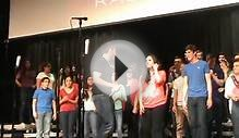 Happy - Warren High School Choir 05-22-2014 by Daniel Enriquez