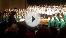 Holicong- Robe, 7th, and 8th Grade Choir- Spring Concert