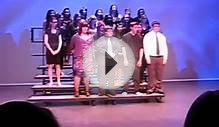 "Holy Trinity Catholic High School Choir ""Can You Hear Me"