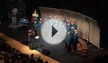 Honley Male Voice Choir in Cornwall 2011