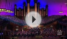How Great Thou Art - Bryn Terfel and the Mormon Tabernacle