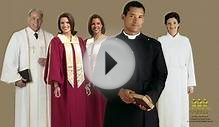 How to Measure: Choir Robes