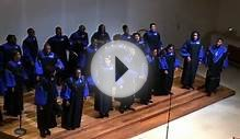 Howard University Gospel Choir at First Congregational UCC