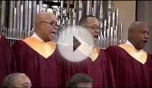 I Know a Man - Abyssinian Baptist Church Choir