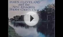 James Cleveland/New Jerusalem Baptist Church Choir-Satisfied