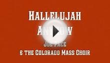 Joe Pace & the Colorado Mass Choir - Hallelujah Anyhow