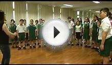 Juying Primary School - Choir songs for SYF 2014