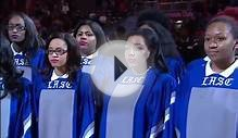 "Largo High School Choir ""The Star Spangled Banner"