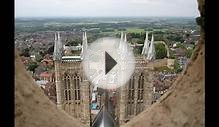 Lincoln Cathedral - Gustav Holst - Psalm 86 - 1977 choir