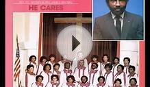 "Luther Barnes and the Red Budd Gospel Choir ""He Cares"" (1984)"
