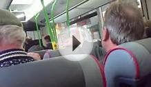 Male Voice Choir on the Bus-only in Wales!