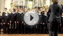mass with the Vienna Boys Choir (up close and personal)